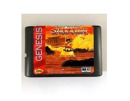 Samurai Shodown 16-Bit Sega Genesis Mega Drive Game Reproduction (Free S... - $11.99