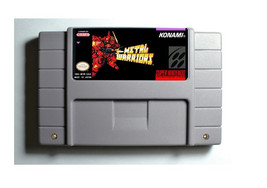 Metal Warriors SNES 16-Bit Game Reproduction Cartridge USA NTSC English - $24.99