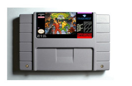 Battletoads & Double Dragon SNES 16-Bit Game Re... - $24.99
