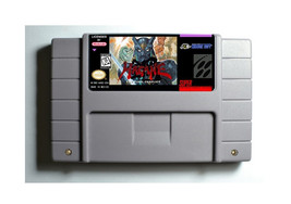 Hagane The Final Conflict SNES 16-Bit Game Reproduction Cartridge USA NTSC - $24.99
