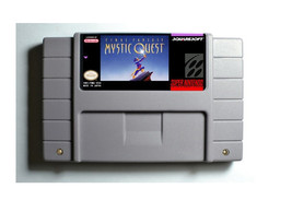 Final Fantasy Mystic Quest SNES 16-Bit Game Reproduction Cartridge USA N... - $27.99