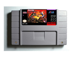 Run Saber SNES 16-Bit Game Reproduction Cartridge NTSC Only English Lang... - $24.99