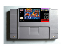 Saturday Night Slam Masters SNES 16-Bit Game Reproduction Cartridge NTSC... - $24.99