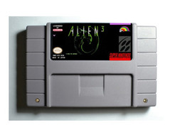 Alien 3 SNES 16-Bit Game Reproduction Cartridge... - $24.99
