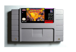 Skyblazer SNES 16-Bit Game Reproduction Cartridge USA NTSC Only English ... - $16.99