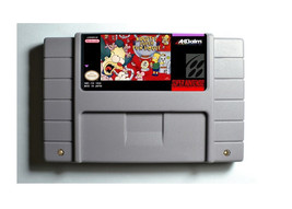 Krusty's Super Fun House SNES 16-Bit Game Reproduction Cartridge USA NTS... - $24.99