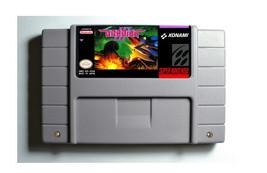 Gradius III SNES 16-Bit Game Reproduction Cartridge USA Ntsc Only English - $24.99