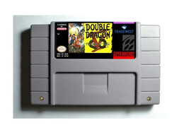 Double Dragon V The Shadow Falls SNES 16-Bit Game Reproduction Cartridge... - $24.99