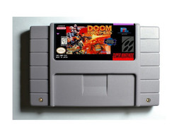 Doom Troopers Mutant Chronicles SNES 16-Bit Game Reproduction Cartridge ... - $24.99