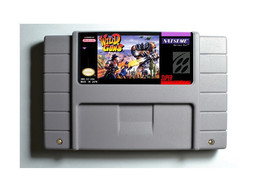 Wild Guns SNES 16-Bit Game Reproduction Cartridge USA NTSC Only English ... - $24.99