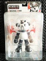 Japan Mega House P Z Pan Taron Collection Panda Z Posing Mini Figure   Style 1... - $53.99