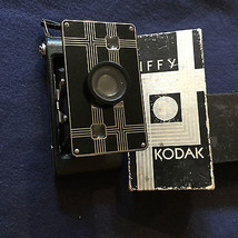 1930s Vintage Kodak Jiffy Six-16 First Series Folding Camera-Original Box - $72.39