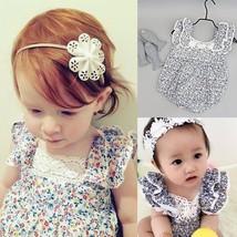 Toddler Newborn Kids Baby Girls Floral Romper Jumpsuit Bodysuit Clothes ... - $27.60
