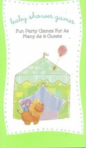Nursery Parade Baby Shower Party Game Book - Party Supplies - $1.92
