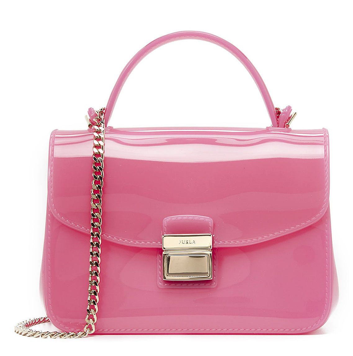 online here wholesale special sales NWT Furla Candy Sugar Rhodonite PVC Mini and 50 similar items
