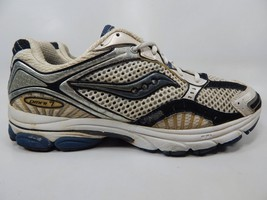 Saucony Omni 7 Size US 12 M (D) EU 46.5 Men's Running Shoes White 20018-1