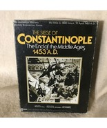 Siege of Constantinople Game by STI 1978 - $49.49