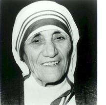 Mother Teresa Spiritual Leader Christianity 11X14 Matted BW Memorabilia ... - $14.99