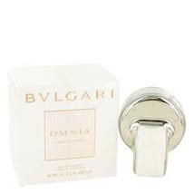 Omnia Crystalline Perfume By Bvlgari 2.2 oz Eau De Toilette Spray For Women - $66.82