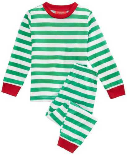Primary image for Family Pajamas Matching Holiday Stripe Pajama Sets