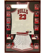 "MICHAEL JORDAN SIGNED #23 Nike ""Retirement Season"" Jersey w/Beckett CoA ... - $8,217.00"