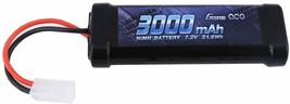 7.2V 3000mAh Flat NiMH Battery Packs for RC Car w/ Tamiya Plug by Gens Ace - $21.78