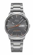 Mido Commander II Grey Automatic Analog Men's Watch MD M021.431.11.061.01 - $1,144.60