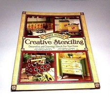 Creative Stenciling for Your Home Book Debbie Mum Stencil Pages Ret. $26 - $12.38