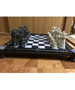Harry potter chess collection DeAGOSTINI complete set Rare - $489.99