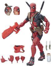 Marvel Legends Series Deadpool Action Figure Headpool Hand 14 Accessorie... - $136.00