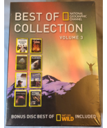 Best of National Geographic Channel Collect., Volume 3- 6 DVD Set- FREE ... - $24.99