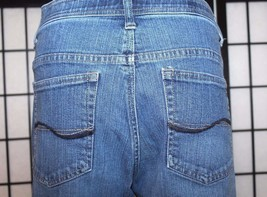 "LEE COMFORT WAISTBAND Women's Size 16P Petite Stretch Denim Jeans 27"" In... - $27.08"