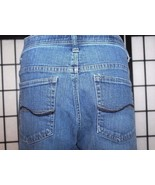 """LEE COMFORT WAISTBAND Women's Size 16P Petite Stretch Denim Jeans 27"""" In... - $27.08"""