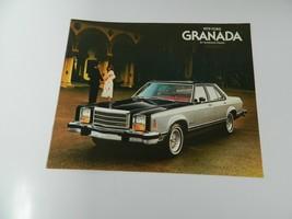 1979 Ford Granada Original Sales Brochure - $7.99