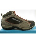 COLUMBIA ACCESS POINT II MID WATERPROOF MEN'S techlite HIKING SHOES, YM5... - $70.39
