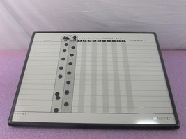 QUARTET In/Out Personnel Magnet Dry Erase Board... - $44.88