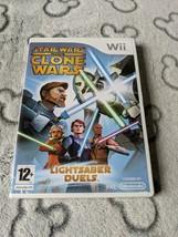 Wii Games - Star Wars: The Clone Wars - Lightsaber Duels Nintendo Wii, 2... - $3.14