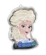 Frozen Elsa Cake Pan Party Birthday Wilton - $344,80 MXN