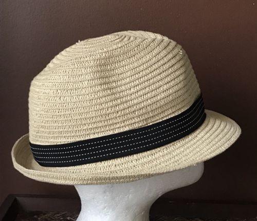 951f388019ccc Scala Pronto Women s Paper Braid Short Brim Fedora Hat Ribbon One Size Straw