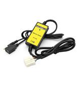 Car MP3 USB Interface Adapter AUX In Input For Mazda 5 323 Miata MX5 MPV... - $27.10