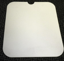 "RV Almond Sink Cover Size: 14 3/16"" X 16  1/2"" X 1/4"" - $14.85"