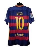 Barcelona Home Messi Jersey 2015 / 2016 La Lig... - $35.00