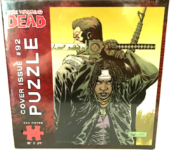 Jigsaw Puzzle The Walking Dead Cover Issue #92 550 Piece 18 x 24 inches  - $14.84