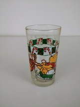 Vintage Disney Winnie-The-Pooh Tigger  A 100 Acre Holiday  Drinking Glasses - $4.99