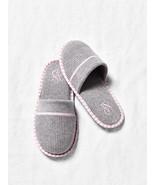 Victoria's Secret Slippers, Heather Gray, NWT - $20.00