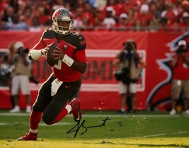 Jameis Winston Autographed Hand Signed 11x14 Tampa Bay Buccaneers Photo w/COA - $69.99