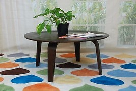Luna Molded Plywood Coffee Table-Mid Century Modern (Free Shipping) - $145.00