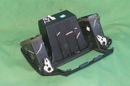 05-06 Nissan Altima Radio Dash Bezel w/ Heater AC Vents Glove Box Storage BLACK image 12