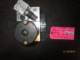 00 01 02 03 04 05 06 Mercedes Cl500 5500/5430 Abs Pump Module #0 265 202 444 - $63.11