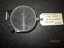 01 02 03 04 05 CHEVY PICKUP AIR FLOW SENSOR #25168491 BOX-9461 *See item* - $21.88
